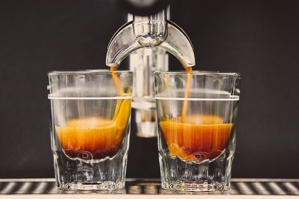 Zrnková káva King's Coffee