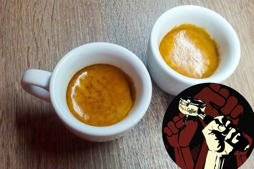 Espresso King's Coffee