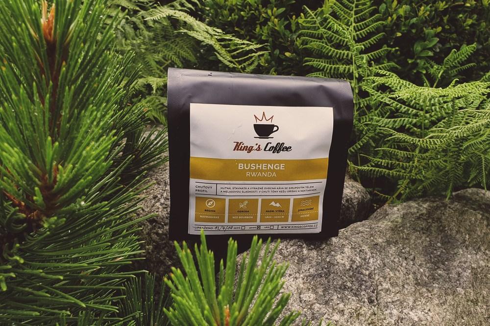 Rwanda Bushenge - King's Coffee