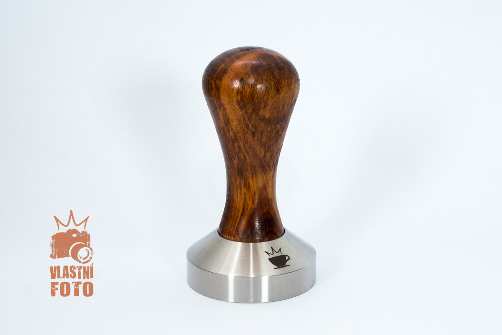 King's Coffee tamper