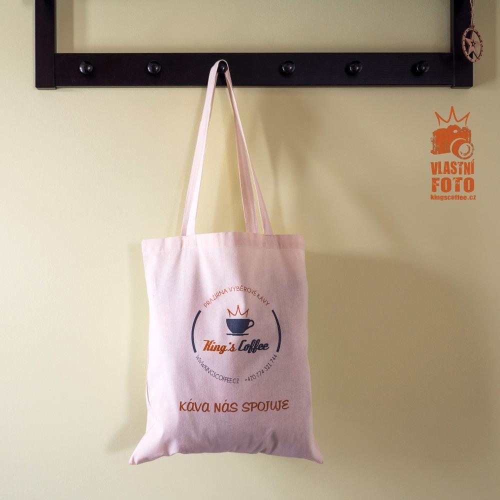 Látková taška King's Coffee