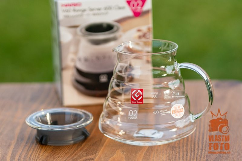 Konvička Hario V60 Range Server 600 ml