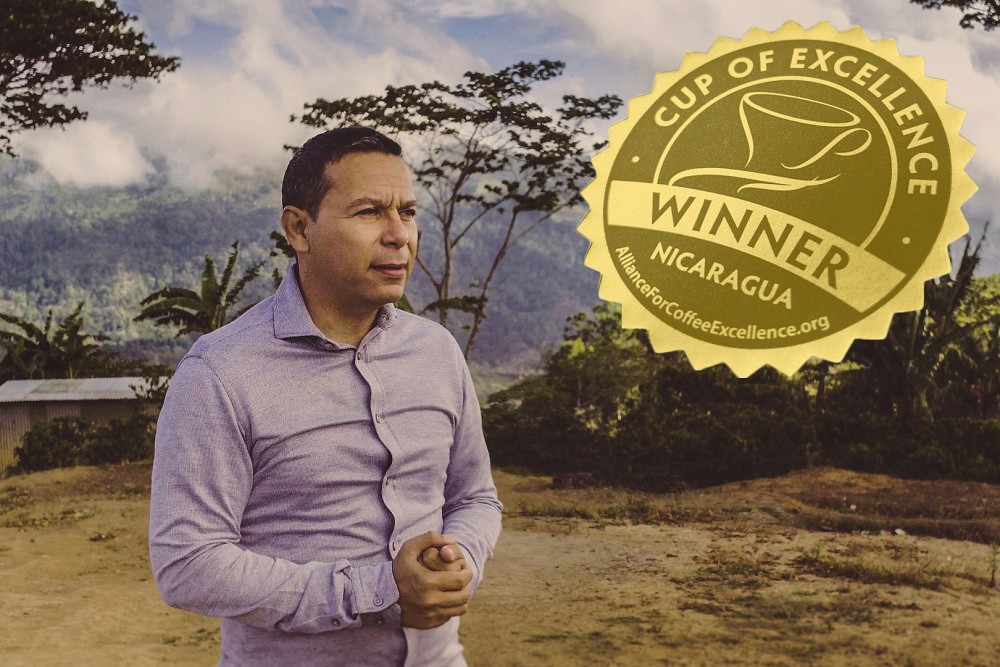 Nicaragua Luis Balladarez Natural - King's Coffee