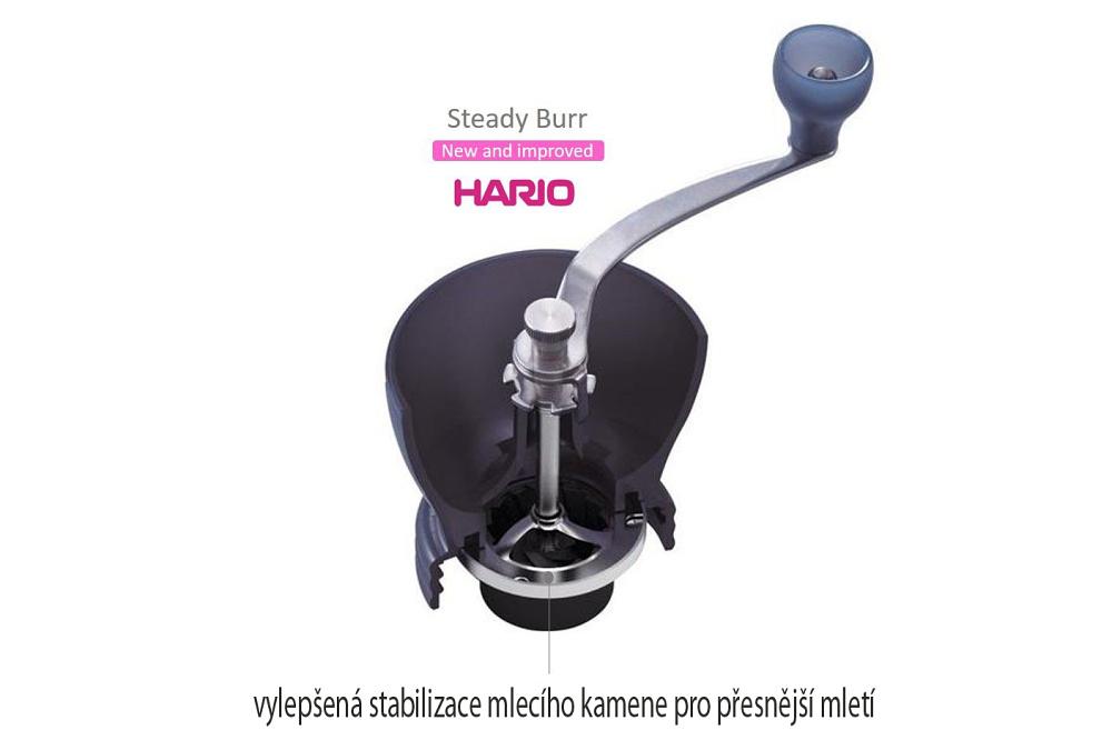 Hario Skerton Plus