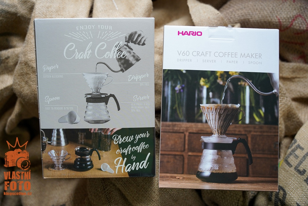 Hario V60-02 Pour Over Kit
