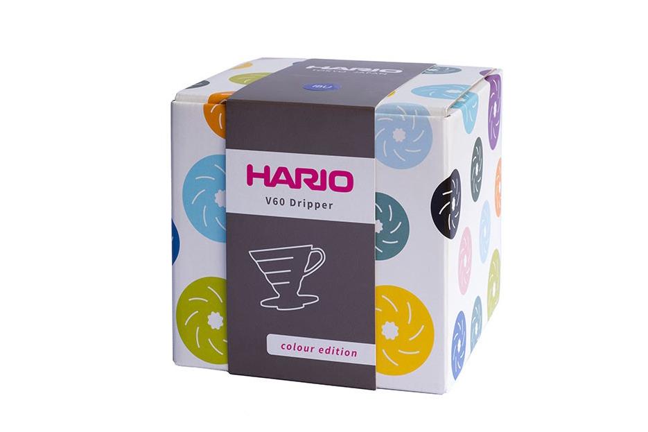 Hario V60 dripper barevná edice